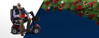 Invacare Christmas and New Year 2021