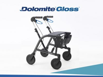 Dolomite Gloss mobility rollator