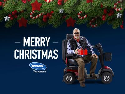 Invacare Merry Christmas Happy 2021 news