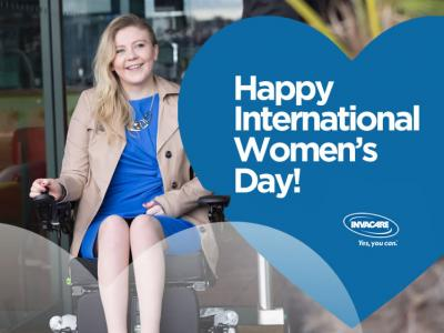 International Women's day 2021 - HP News Invacare
